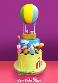 George Pig Cake Decorations 113 Best Peppa Pig Images On Pinterest Peppa Pig Cakes Pigs And