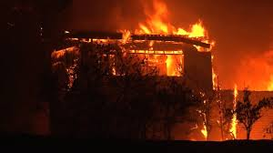 Wildfire Near Missoula by California Fires Shake Winery Owners U0027hours Of Real Gut Wrench
