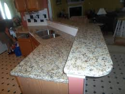 giallo napoli granite countertops installed charlotte nc 5 14 13