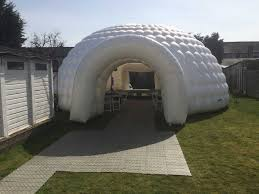 Garden Igloo Inflatable Dome From Igloo Disco Igloo Inflatable For Ultimate Party