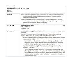 Resume Draft Sample by Resume Examples No Experience Resume Examples No Work