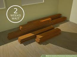 Installing Prefinished Hardwood Floors How To Install A Prefinished Hardwood Floor 10 Steps