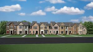 Calatlantic Floor Plans Villages At Majestic Gardens New Townhomes In Frisco Tx 75034