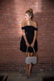 dress gal black dress