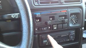 opel vectra 1990 my car 1992 opel vectra a 1 6i gl youtube