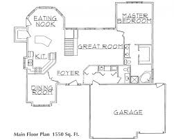 single home floor plans rambler 1 level homes single level floor plans in minnesota
