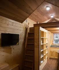 alaska tiny timber homes about