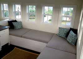 corner reading nook large corner reading nook cushions traditional sunroom other