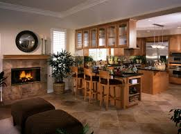 Traditional Double Sided Kitchen 30 Custom Luxury Kitchen Designs That Cost More Than 100 000