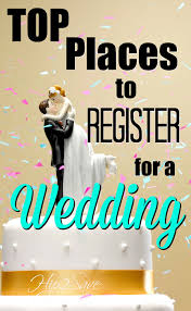 top stores to register for wedding top places to register for a wedding weddings wedding and