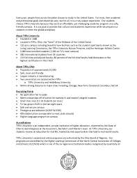 tiffin university agent training manual