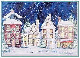 will moses christmas cards moses christmas cards vintage hallmark christmas card