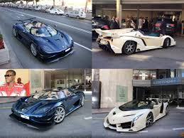 koenigsegg one koenigsegg one 1 and veneno seized from african dictator u0027s son