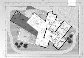 contemporary floor plan contemporary villa 2 bead architects engineers