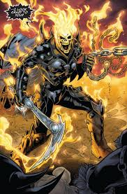 agents of shield first look at ghost rider alter ego robbie reyes