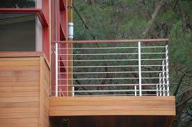 Decking Kits With Handrails Deck Rail Modern Deck Railing Systems