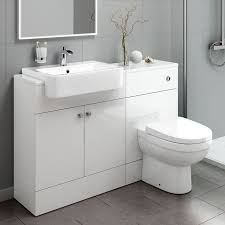Sink Vanity Units For Bathrooms Impressive Bathroom Vanity Units With Basin And Toilet And Compact