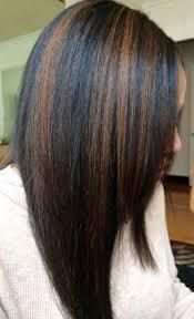 partial hi light dark short hair vivid hairstyle ideas for highlighted hair