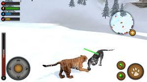 tiger apk tiger multiplayer siberia apk free simulation