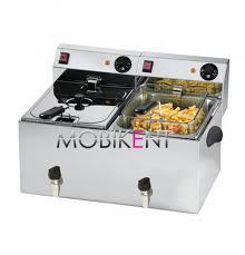 materiel cuisine lyon friteuse 2 9 litres triphasé vidange ftvt 2 9l mobikent