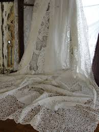 Old Fashioned Lace Curtains by About