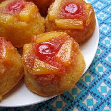 pineapple upside down cupcakes 6 steps with pictures