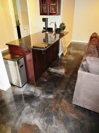 Painted Basement Floors Pictures by Metallic Epoxy Flooring Ct Betong Pinterest Epoxy Concrete