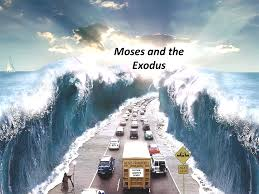 contemplatives in the world lecture eight the exodus event