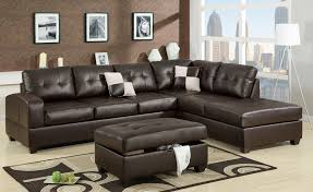 Best Leather Chair And Ottoman Oversized Sectional Sofa Set Best Home Furniture Decoration