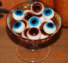 how to make gummy eyeballs confectionery house