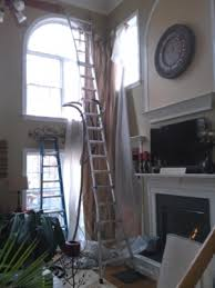 High Window Curtains Cleaning S 20 Foot High Window Treatments