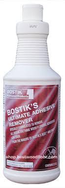 bostik adhesive remover 32oz adhesive cleaner