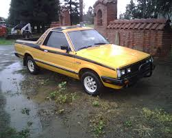 subaru brat orangesvx 1986 subaru brat specs photos modification info at