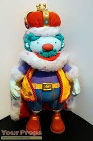 jojo u0027s circus king regis stop motion puppet original tv series prop