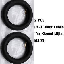 chambre à aire 2 pcs xiaomi mijia m365 pneu électrique scooter 8 1 2x2 chambres à