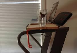 Desk Treadmill Diy Diy Stand Up Desk Treadmill Home Furniture Decoration