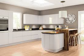 High Gloss Kitchen Cabinets Complete Units