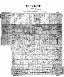 Map Of Iowa Towns Wapello County 1922 Plat Maps