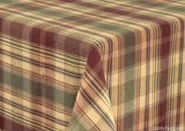 saffron table cloth 58x84 in