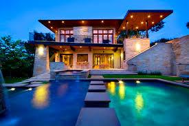Modern Hillside House Plans World Of Architecture Spirit Lake Modern Hillside Home By James