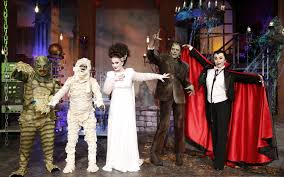 Halloween Monster Costumes by Talk Show Halloween Costume Battle 2014 Live And Learn