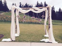 wedding arches and arbors wedding arbor for rent tobey nelson weddings events