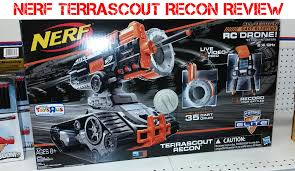 nerf remote control tank nerf terrascout recon review blaster hub