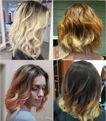 shoulder length hair with layers at bottom hair style fashion