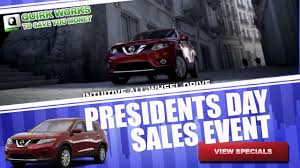 nissan murano quincy ma quirk nissan presidents day sale youtube