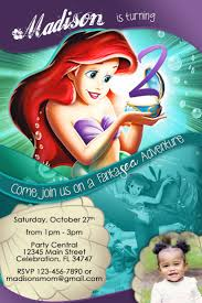 15 best little mermaid invitation images on pinterest little
