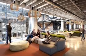 Gensler Oakland Uber Alles Gensler Unveils New East Bay Headquarters For