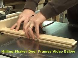 make shaker cabinet doors steps for building shaker kitchen cabinet doors cabinet doors kitchen