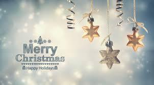 wallpaper merry happy holidays decoration 5k