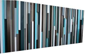 wood wall modern reclaimed wood sculpture 3d artwork
